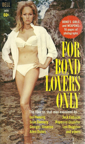 For Bond Lovers Only