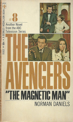 The Avengers #8 The Magnetic Man