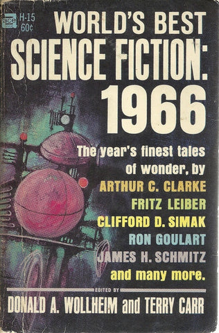 Worlds Best Science Fiction: 1966