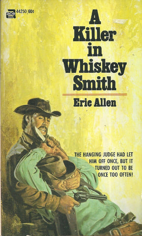 A Killer in Whiskey Smith