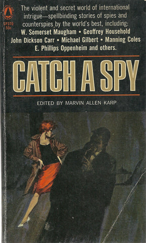 Catch a Spy