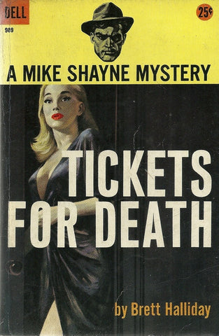 Tickets for Death A Mike Shayne Mystery