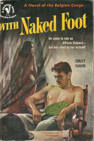 With Naked Foot