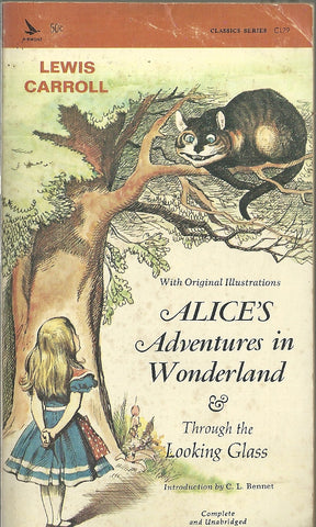 Alices's Adventures in Wonderland & Through the Looking Glass