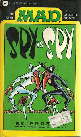 Mad Spy vs Spy #4