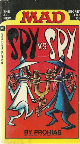 Mad The All New Spy vs Spy