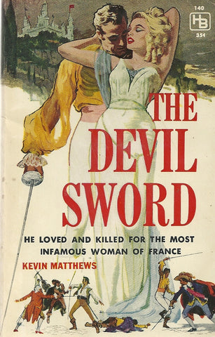 The Devil Sword
