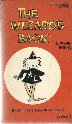 The Wizard's Back Book #6