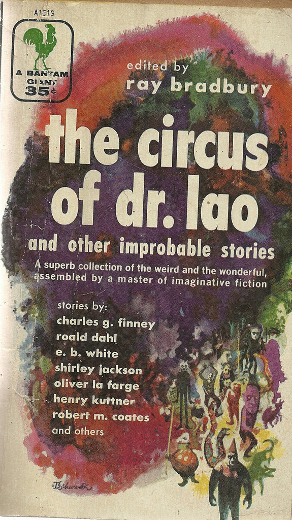 The Circus of Dr. Lao