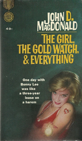 The Girl, The Gold Watch, & Everything