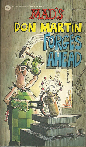 Don Martin Forges Ahead
