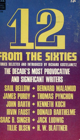 12 From the Sixties