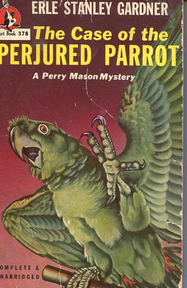Perry Mason The Case of the Perjured Parrot