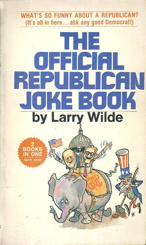 The Official Republican/Democrat Joke Book