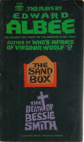 The Sand Box and The Death of Bessie Smith