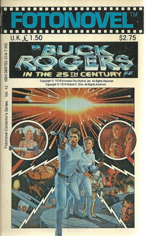 Buck Rogers in the 25th Century Fotonovel