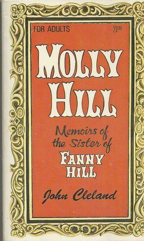 Molly Hill Memoirs of the Sister of Fanny Hill