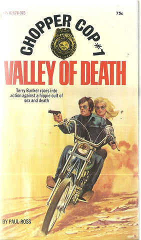 Chopper Cop #1 Valley of Death