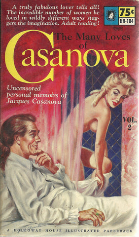 The Many Loves of Casanova Vol 2