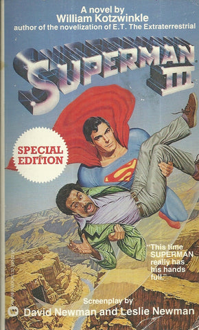 Superman III Special Edition