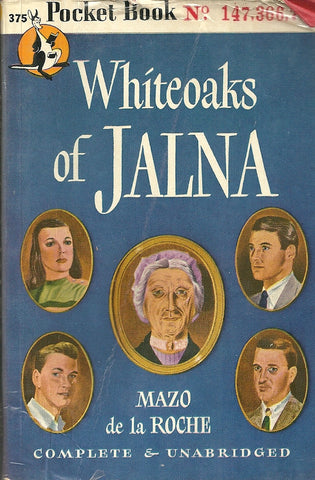 Whiteoaks of Jalna