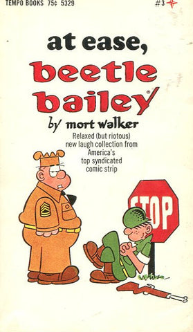 At Ease, Beetle Bailey