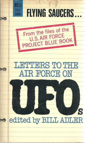 Letters to the Air Force on UFOs