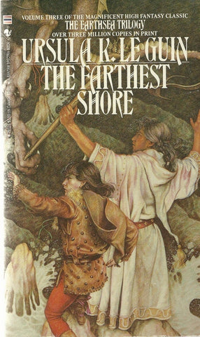 The Farthest Shore Earthsea Vol 3
