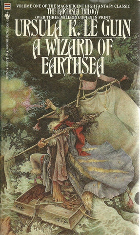 A Wizard of Earthsea Earthsea Vol 1