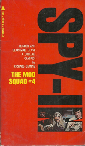 The Mod Squad #4 Spy-In