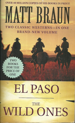 El Paso and The Wild Ones