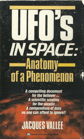 UFO's In Space: Anatomy of a Phenomenon