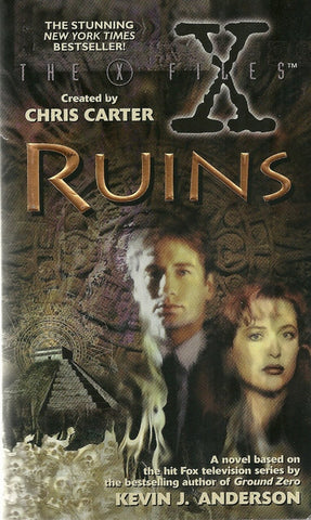 The X Files Ruins