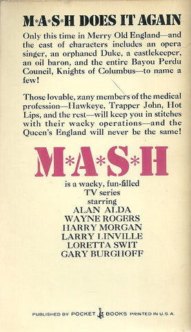 MASH Goes to London