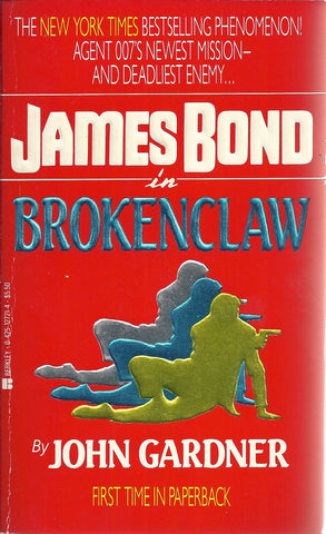 James Bond in Brokenclaw