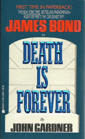 James Bond in Death is Forever