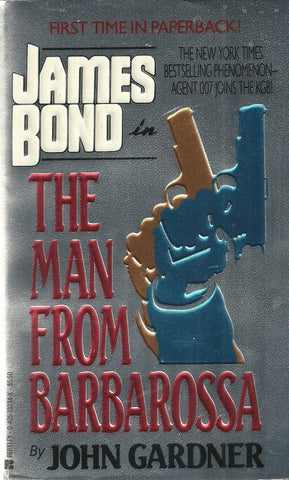 James Bond in The Man From Barbarossa