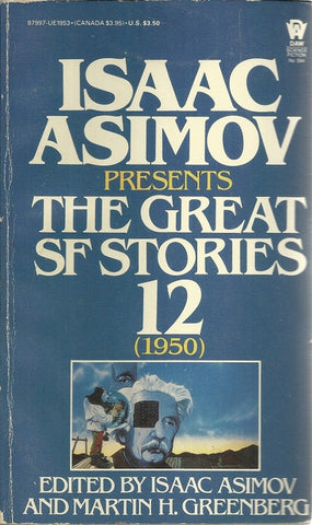 The Great SF Stories