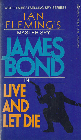James Bond in Live and Let Die