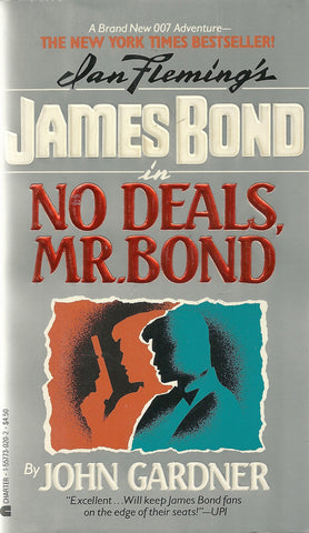 James Bond in No Deals, Mr. Bond