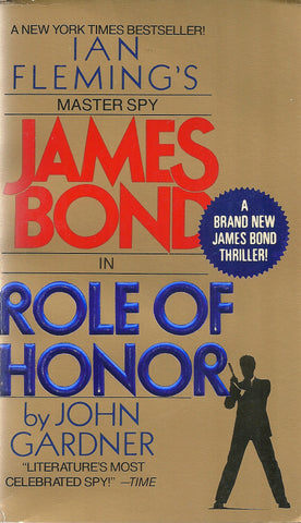 James Bond in Role of Honor