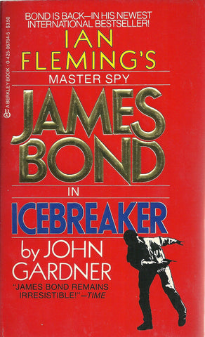 James Bond in Icebreaker