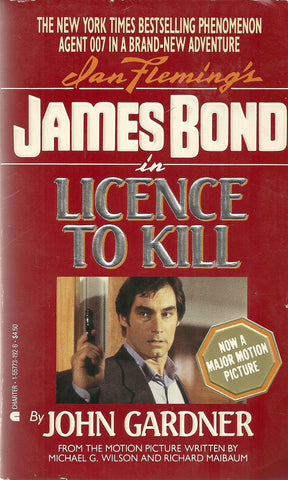 James Bond in License Renewed