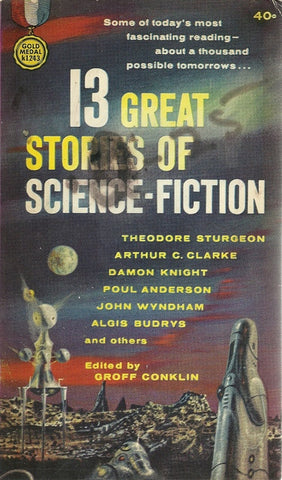 13 Great Stoires of Science Fiction