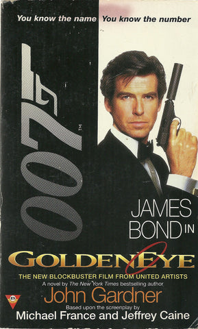 James Bond in Goldeneye