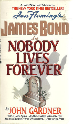 James Bond in Nobody Lives Forever