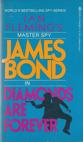 James Bond in Diamonds are Forever