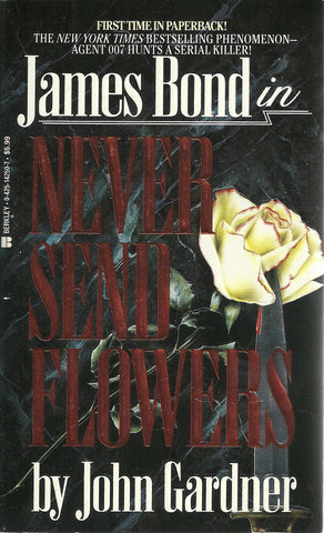 James Bond in Never Send Flowers