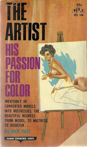 The Artist: His Passion for Color