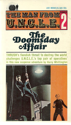 The Man from U.N.C.L.E. #2 The Doomsday Affair